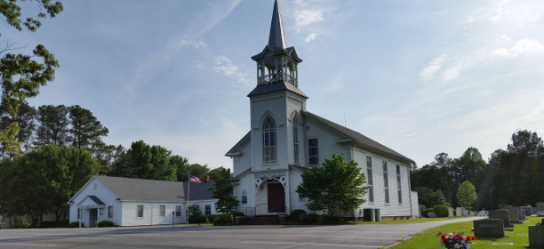 White Stone United Methodist Church